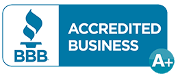 BBB A+ logo - RPM is BBB A plus accredited business and trusted by thounsands