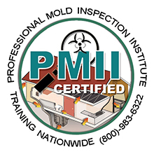 Logo of the PMII certification. RPM is fully PMII certified