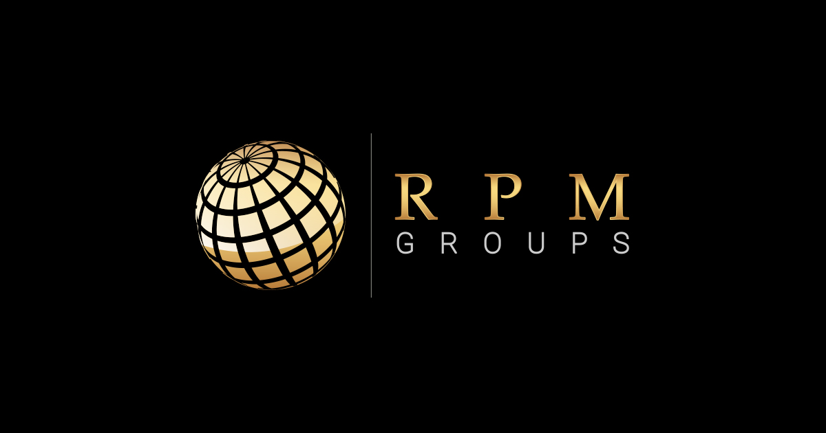 The RPM Groups official logo. RPM is locally owned and operated, The RPM Groups provides prime Home Services in North America.
