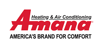 Logo of Amana - Amana provides energy efficient appliances and products at great value.